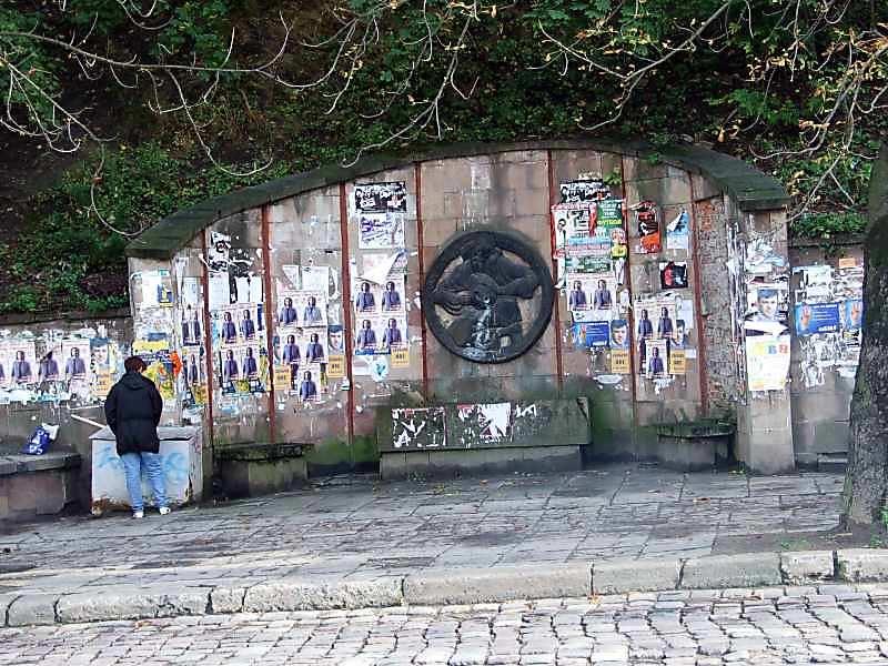 2007 р. Криниця проти пам'ятника…