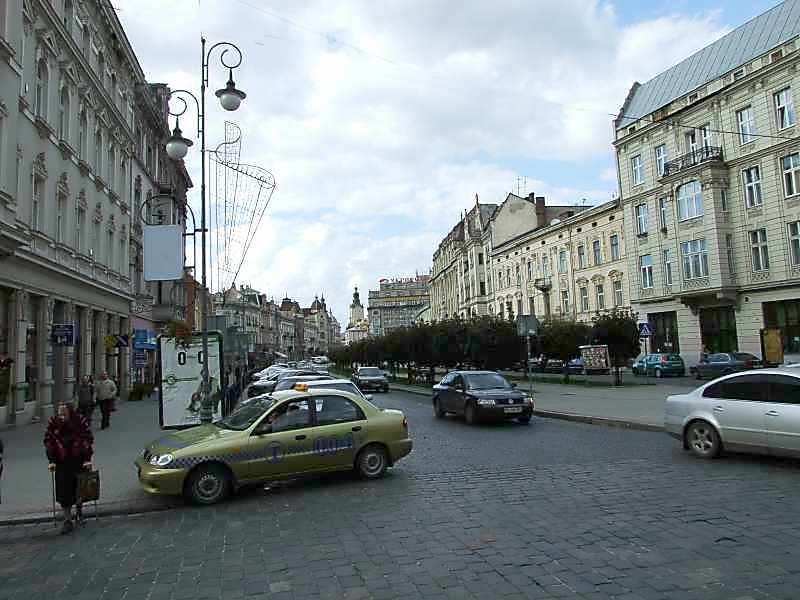 2007 р. Перспектива від вул.Є.Поповича…