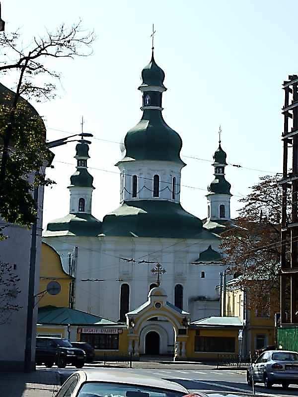 Церква св.Феодосія Печерського