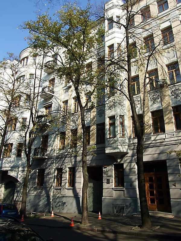Житловий будинок з історією (№ 8)