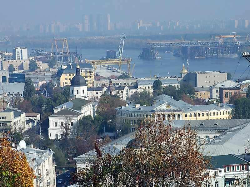 Братський монастир і Києво-Могилянська…