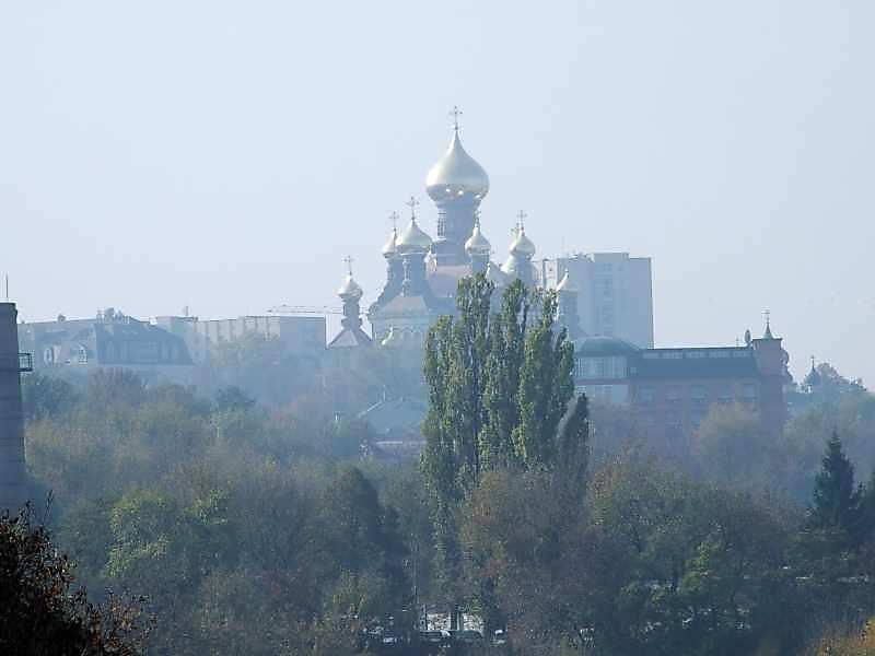 2007 р. Загальний вигляд із Замкової…
