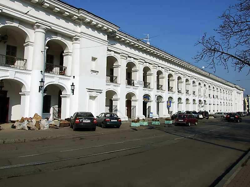2007 р. Південний фасад. Вигляд з південного заходу