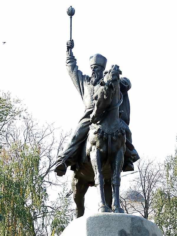 Пам'ятник П.Сагайдачному