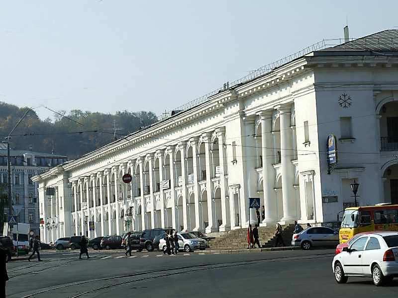 2007 р. Південний фасад. Вигляд з…