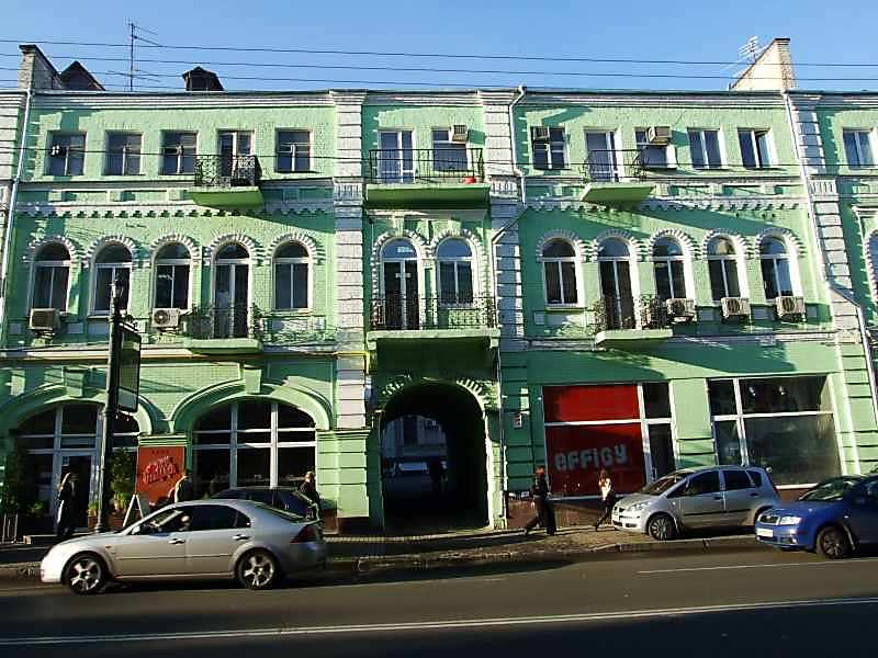 Будинок (№ 25а)