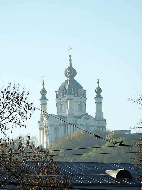Вигляд церкви з північного сходу