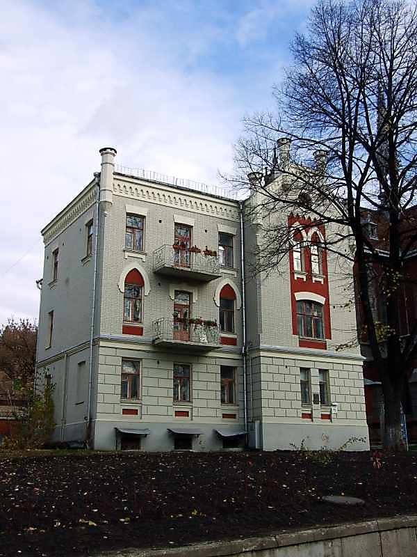 Будинок причту (№ 75)