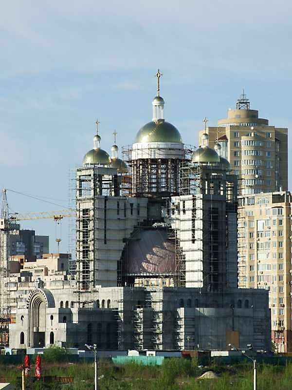 2008 р. Загальний вигляд собору з…