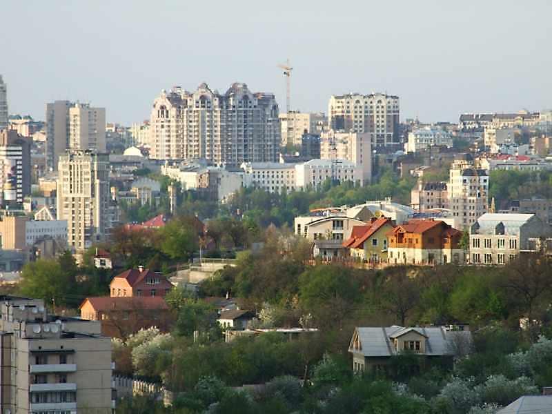 Вид на бульвар Шевченка