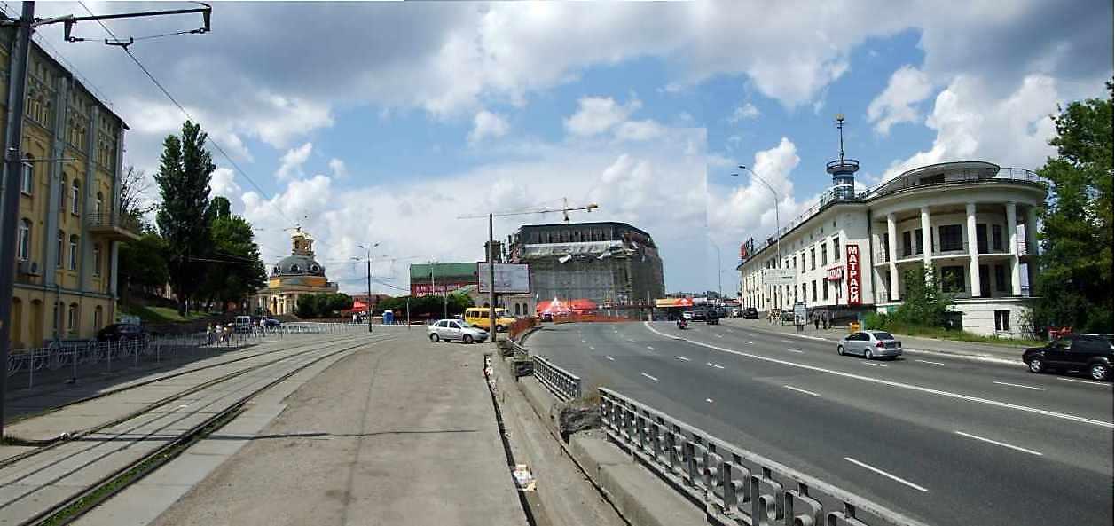 2008 р. Панорама з півдня