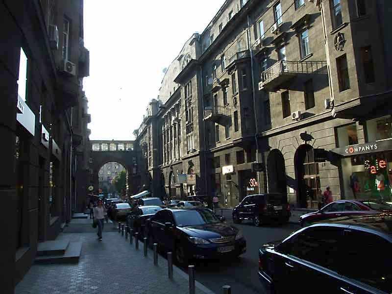 2008 р. Перспектива північного боку від вул.Заньковецької