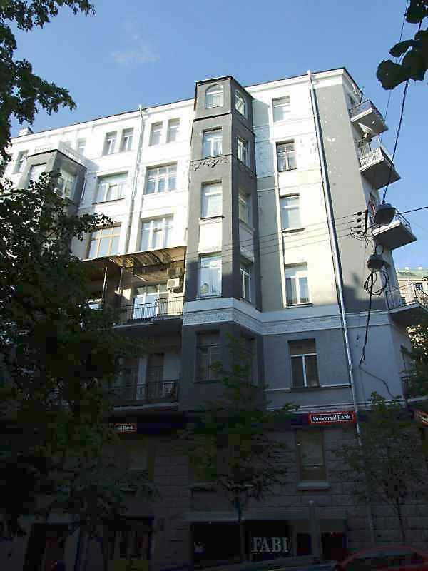 2008 р. Фасад по вул.Городецького