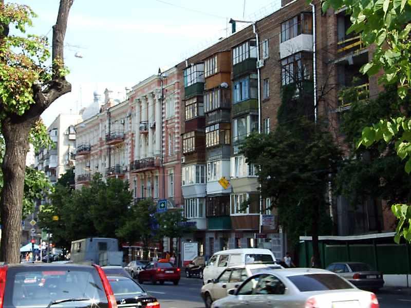 2008 р. Перспектива будинків № 86, 84,…
