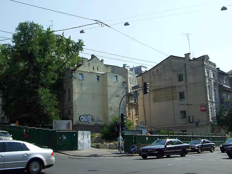 2008 р. Ріг вул. Володимирської та…