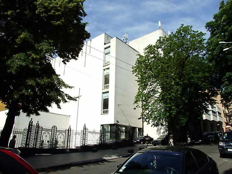 2008 р. Фрагмент фасаду