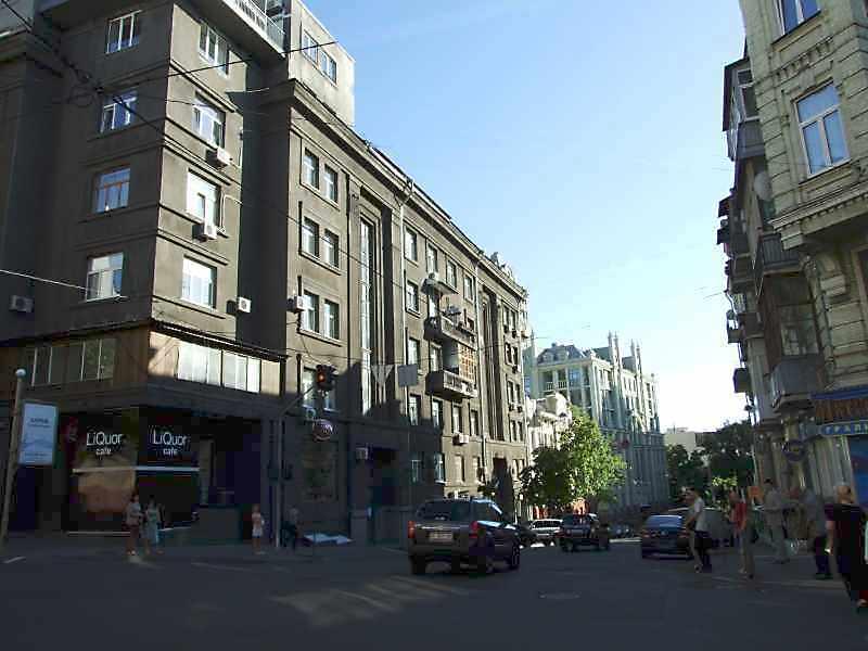 2008 р. Перспектива від вул.Ярославів…