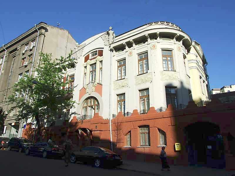 Особняк Качковського (№ 33)