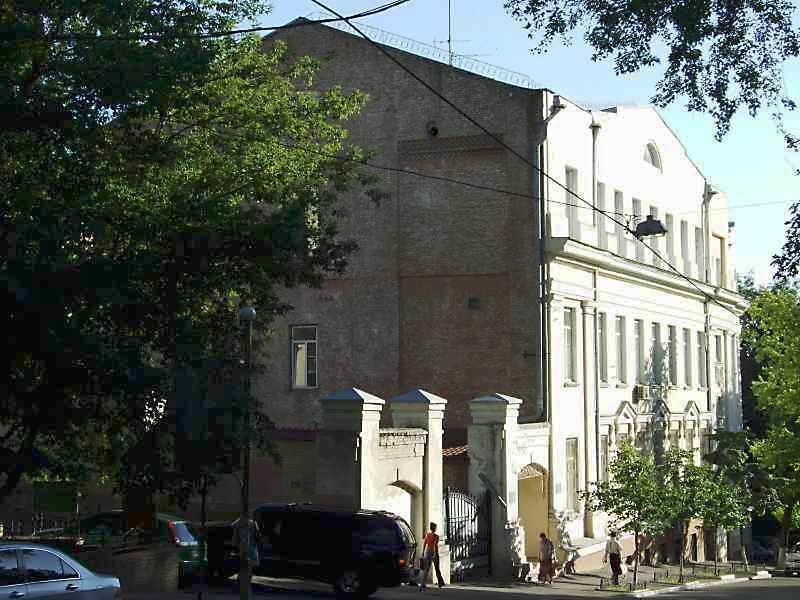 2008 р. Будинок у перспективі вул.О.Гончара