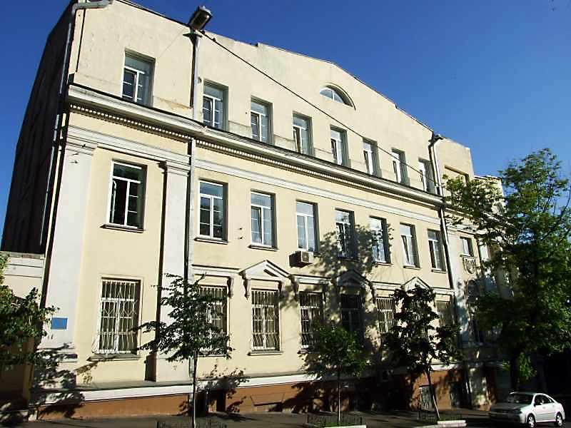 2008 р. Фасад по вул.О.Гончара