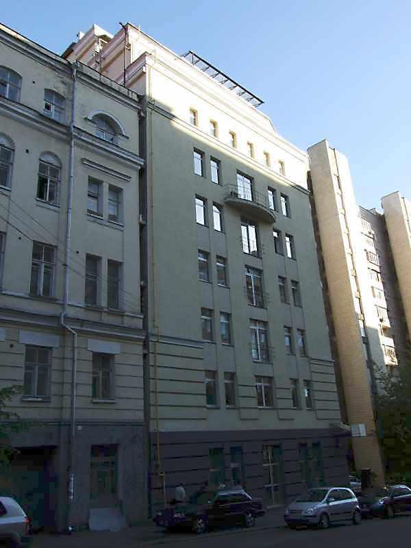 2008 р. Загальний вигляд з боку вулиці