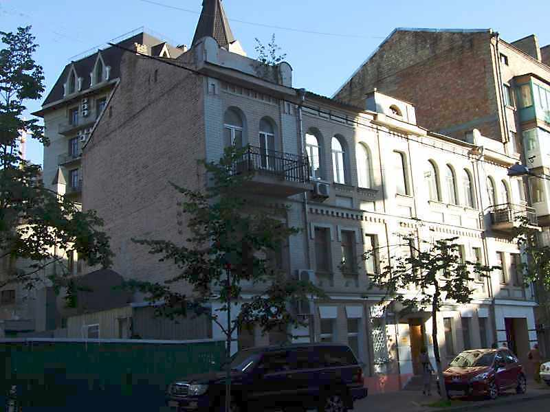 Житловий будинок (№ 71)