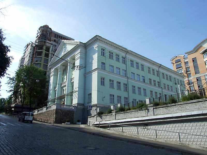 Гімназія ім.Лесі Українки (№ 10)