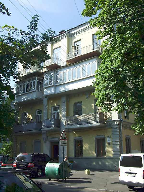 2008 р. Загальний вигляд з боку вул.Лютеранської