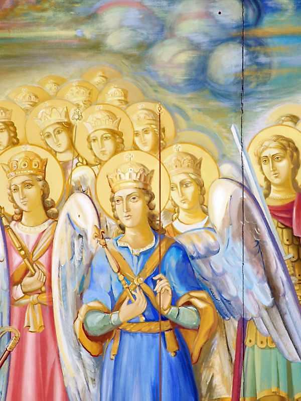 Ангели (власті)