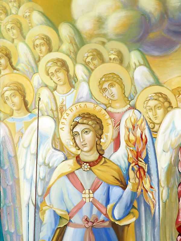 Уриїл і ангели