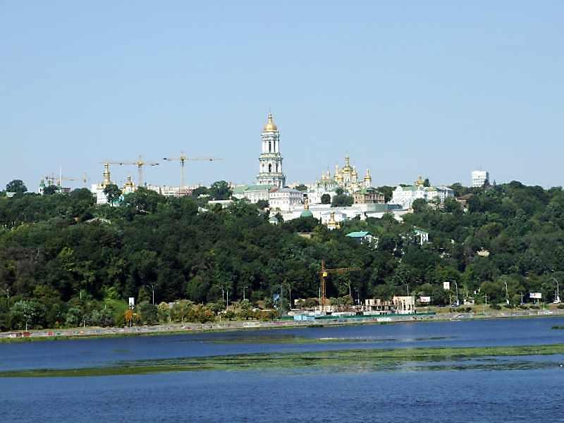 2008 р. Загальний вигляд з південного сходу (з моста Патона)