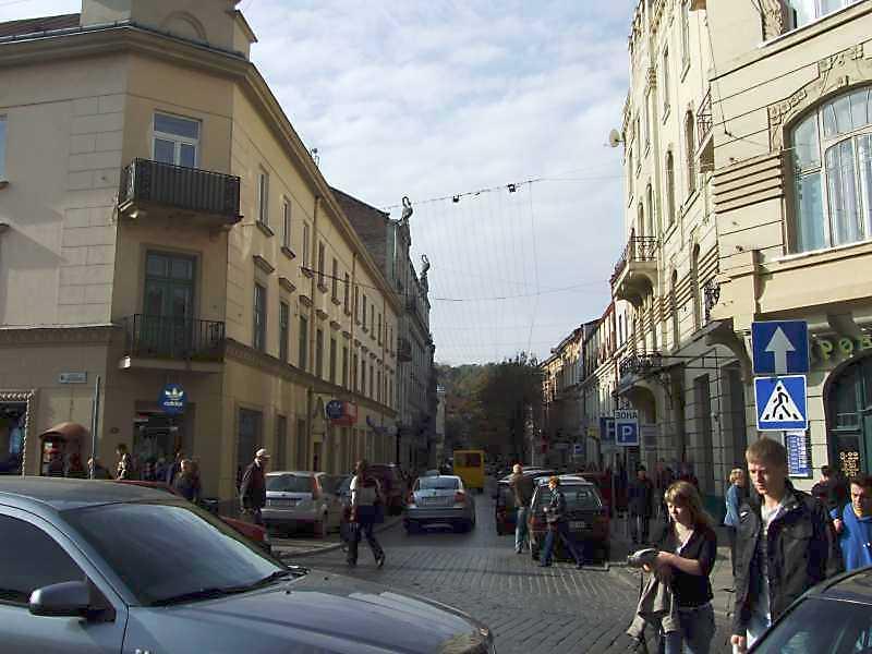 Чайковського вул.