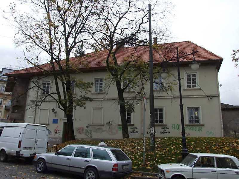 2008 р. Головний фасад. Вигляд з півночі