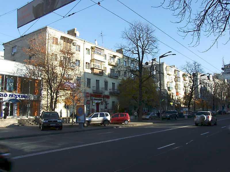 2008 р. Загальний вигляд будинків № 7, 9