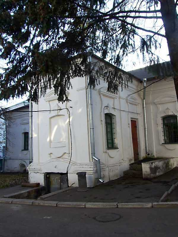 2008 р. Фрагмент східного фасаду. Вигляд зі сходу