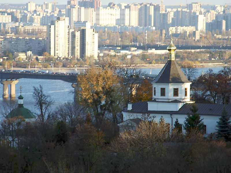 2008 р. Башта і церква Зачаття…