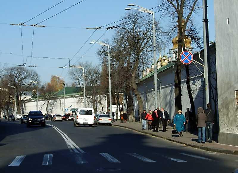 2008 р. Західний мур. Вигляд з півдня