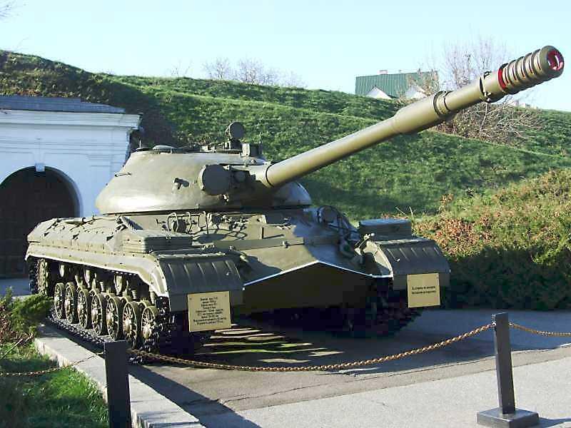 Важкий танк Т-10 зразка 1955 р.