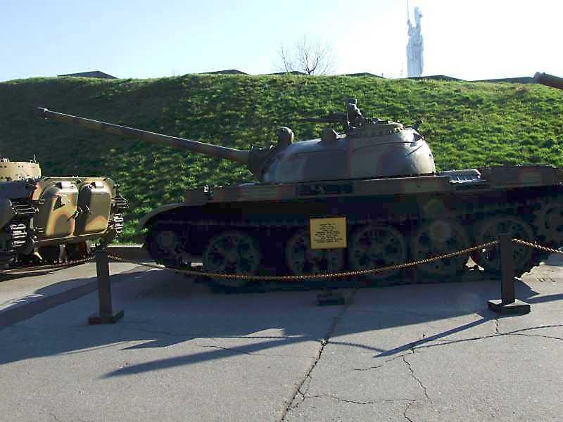 Середній танк Т-54 зразка 1949 р.