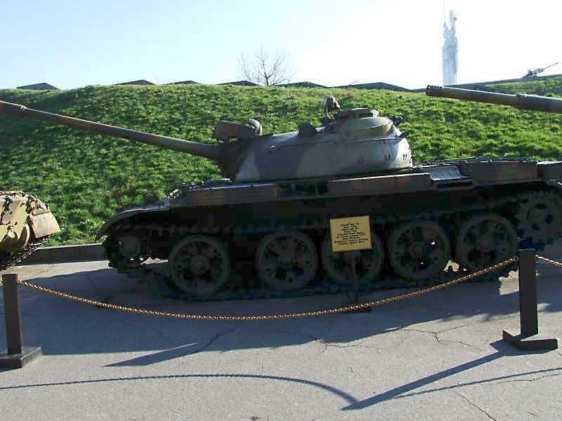 Середній танк Т-55 зразка 1955 р.