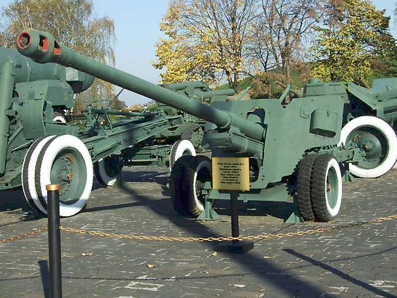 100-мм польова гармата БС-3 зразка…