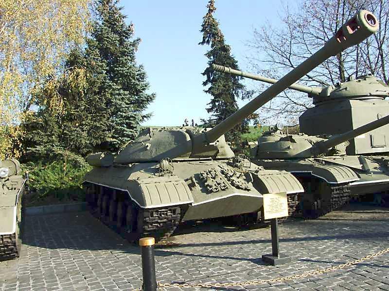 Важкий танк ЙС-3 зразка 1945 р.