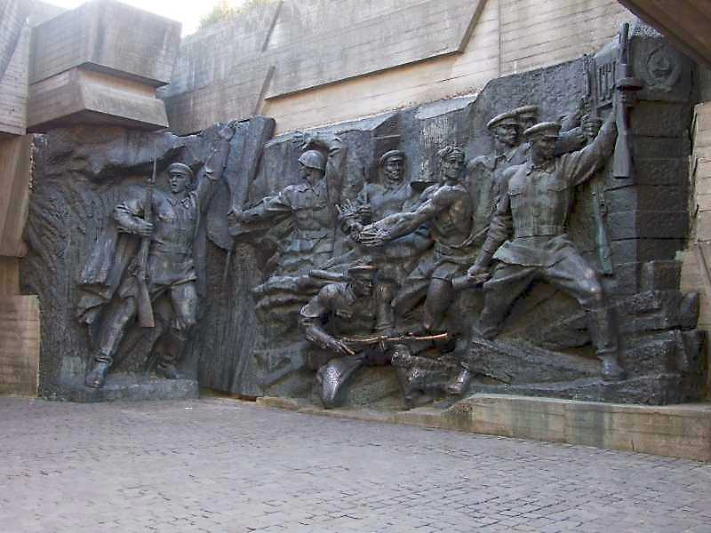 2008 р. Оборона Києва. Загальний вигляд