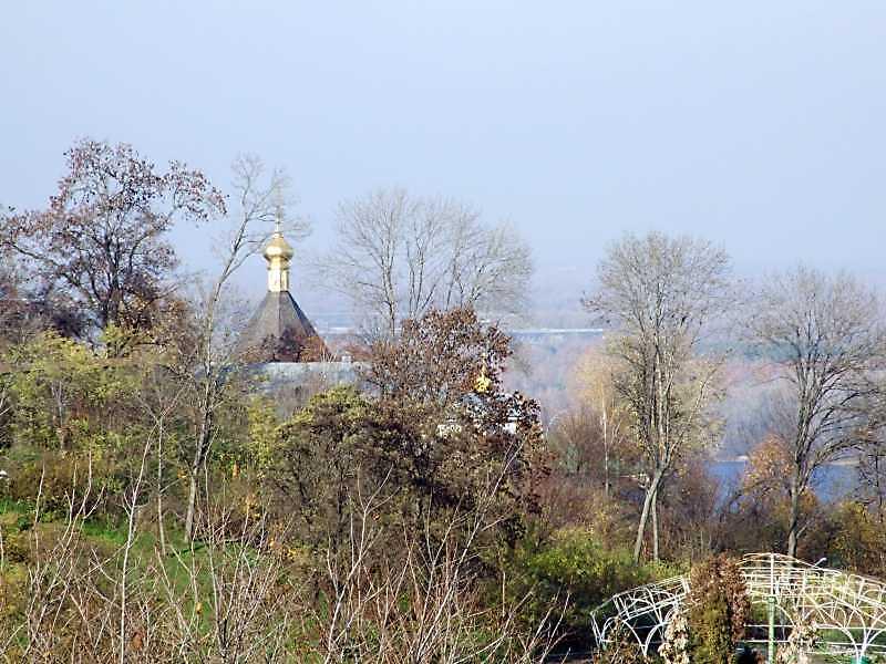Верх церкви Зачаття св.Анни