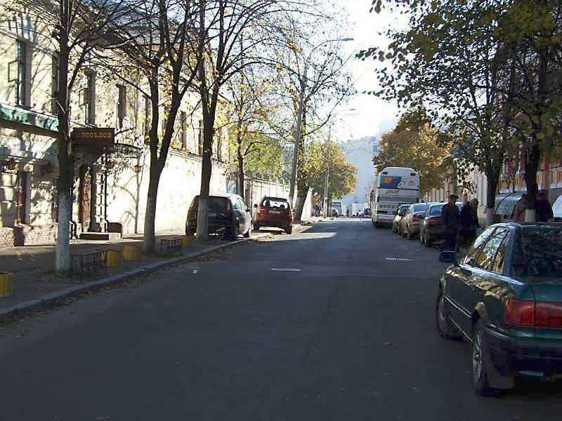 2008 р. Перспектива від вул.Хоревої в…