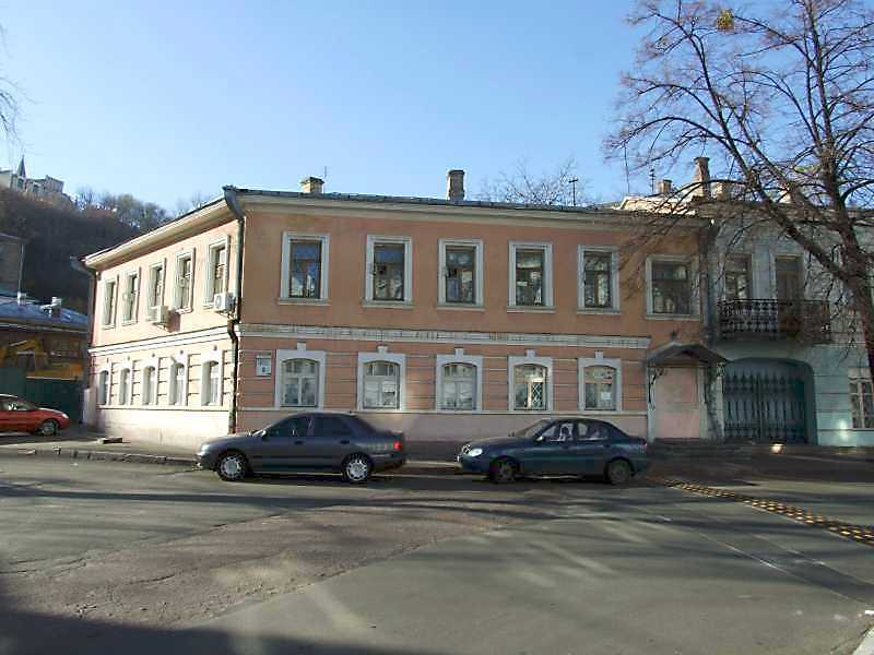 Житловий будинок (№ 9 / Покровський пров., 2)