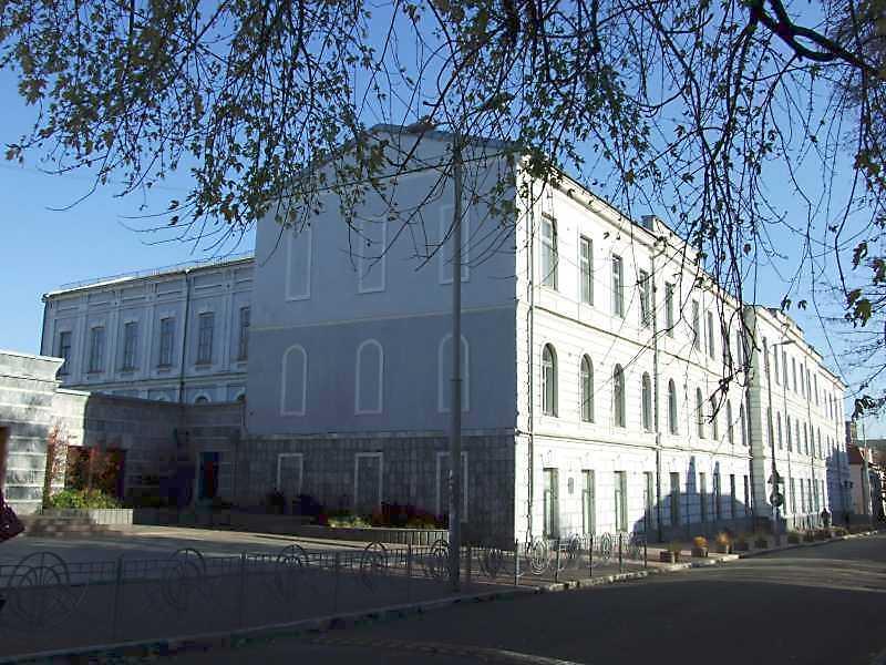 Старий контрактовий будинок (№ 4)