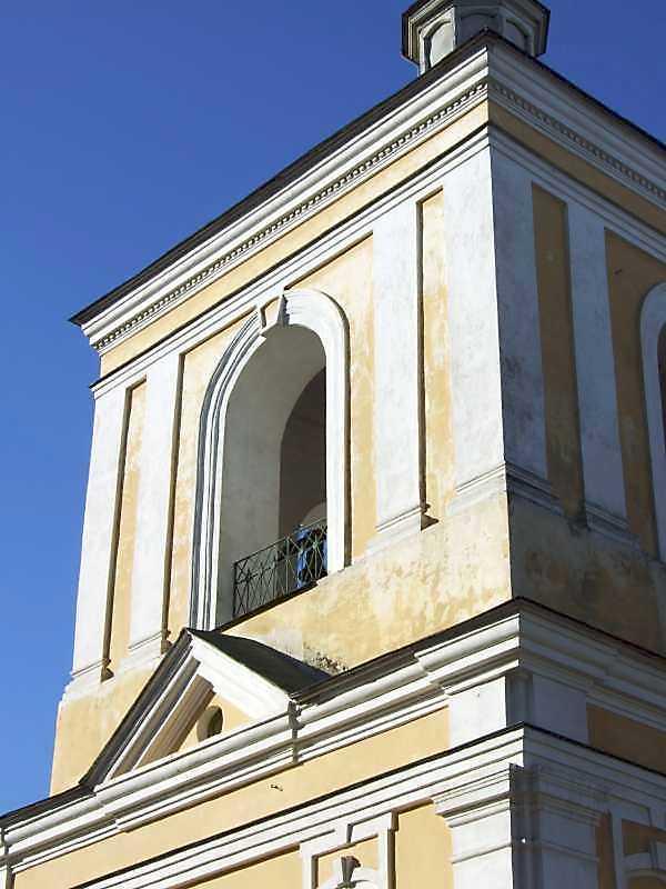 Південний фасад 2-го ярусу