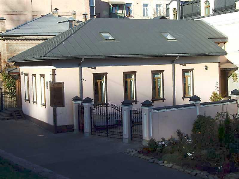 Пам'ятковий будинок