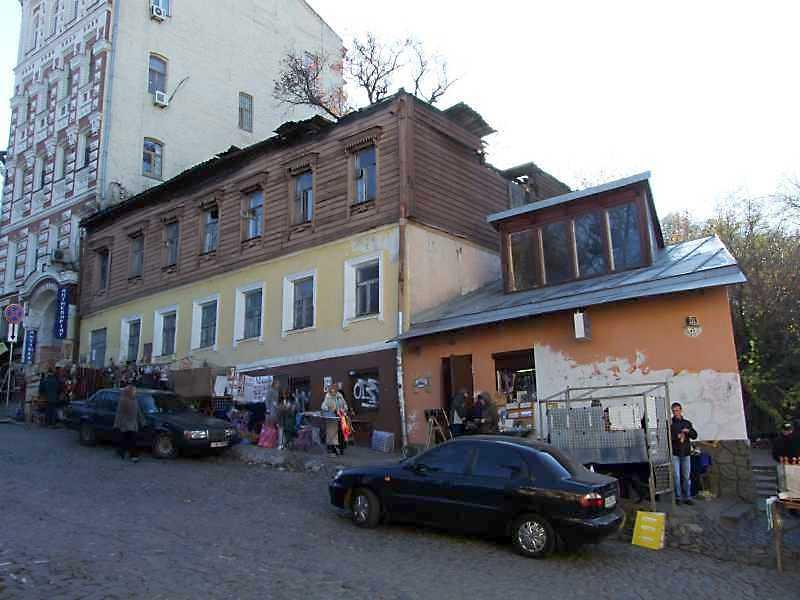 2008 р. Загальний вигляд будинків № 34а, 34в